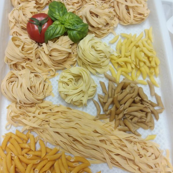 Fresh Pasta made Weekly!