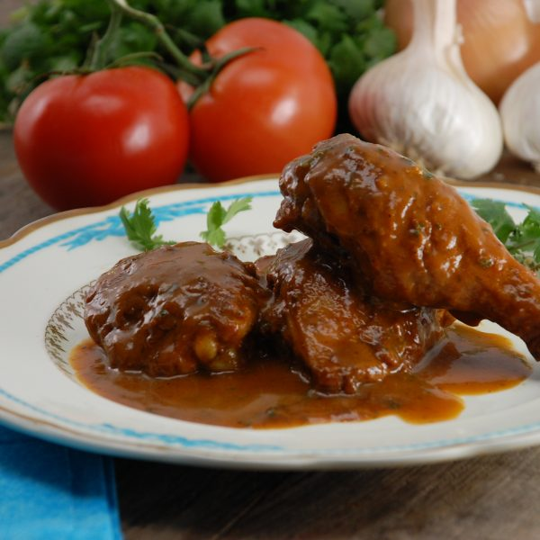 SALE! Roasted BBQ Chicken in Sauce – Limited Time