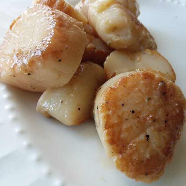 Seared Sea Scallops