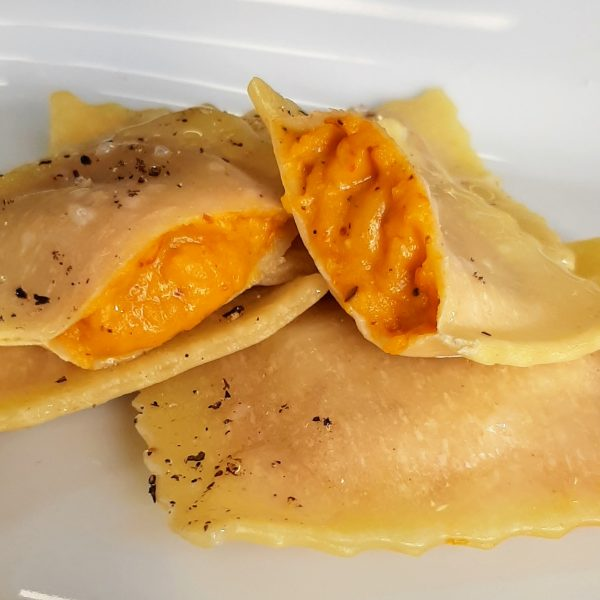 Maple Squash & Six Cheese Ravioli