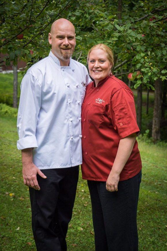 Mark and Kelly